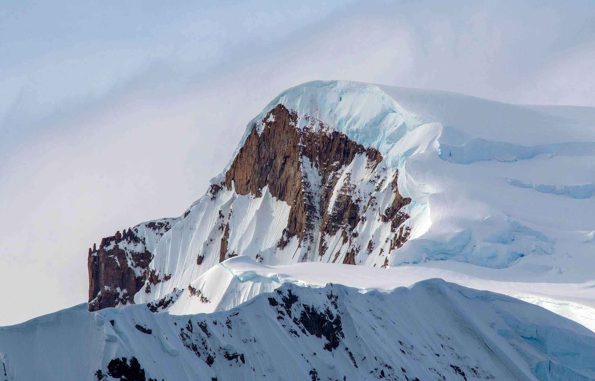 Antarctica Mountain I