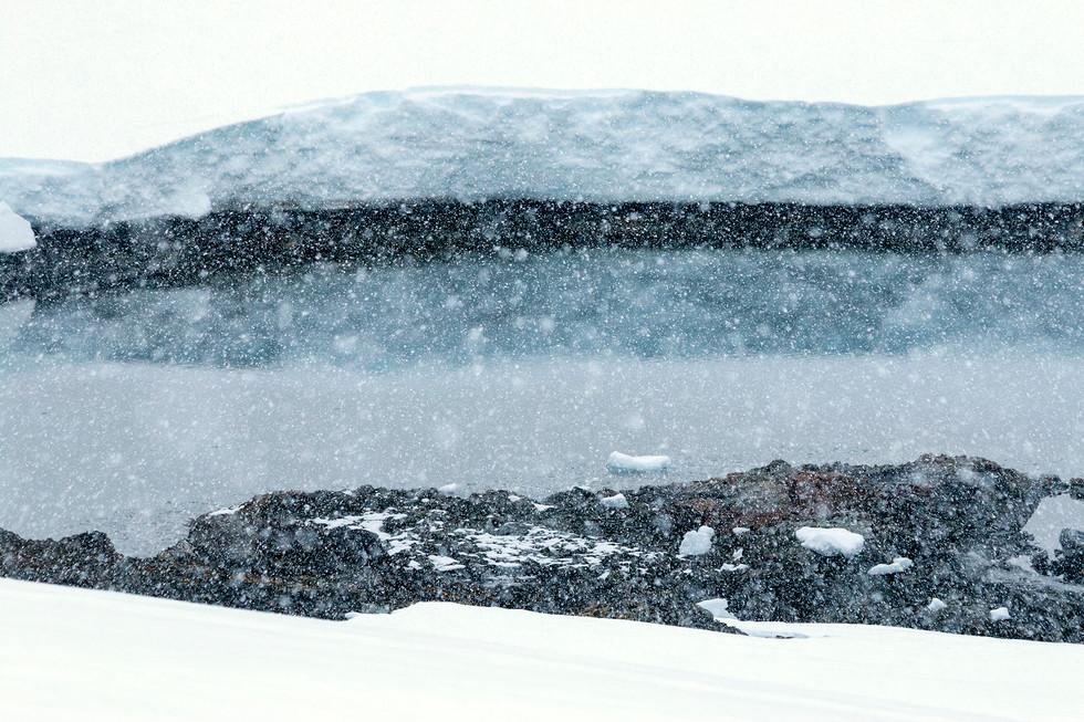 Antarctica Seascape V
