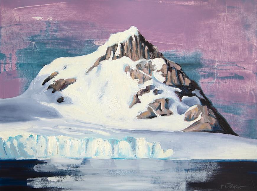 Antarctica Mountains V