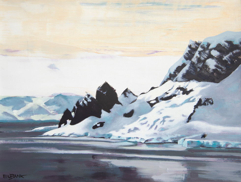 Antarctica Mountains II