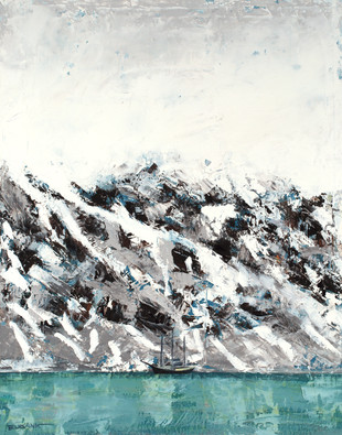 Arctic Mountains IX