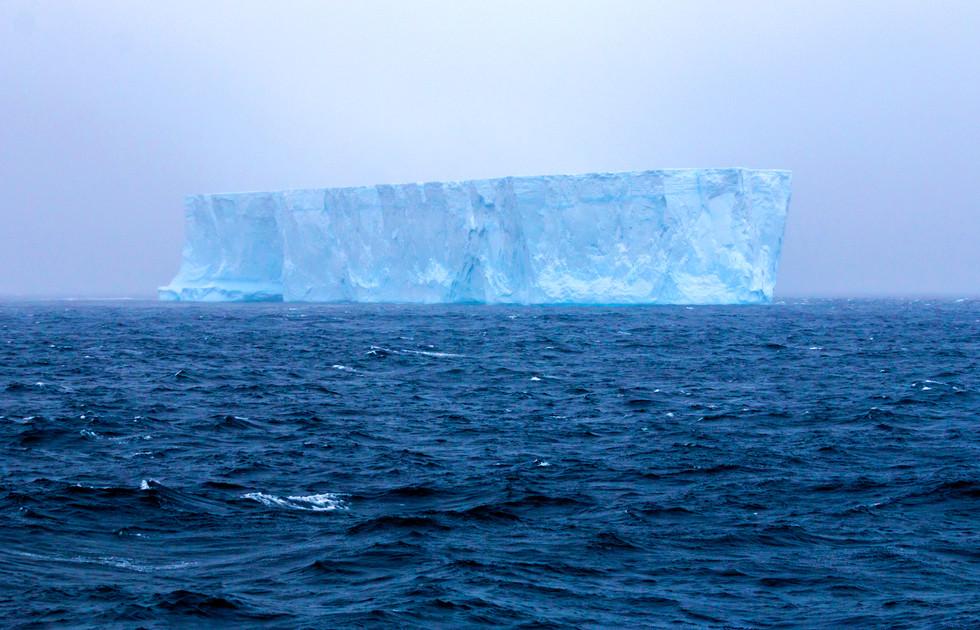 Antarctica Tabular Iceberg I