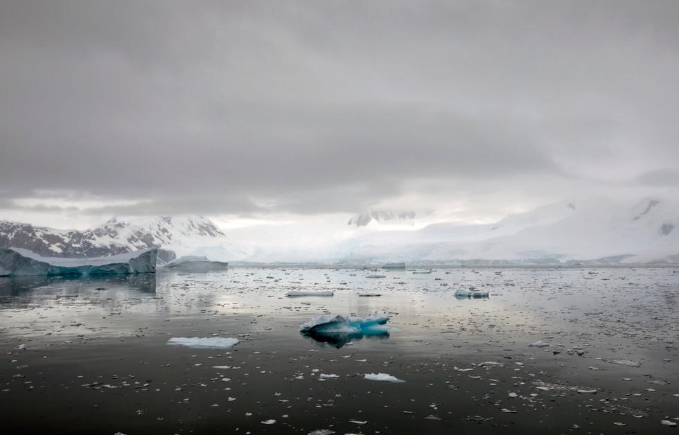 Antarctica Seascape I
