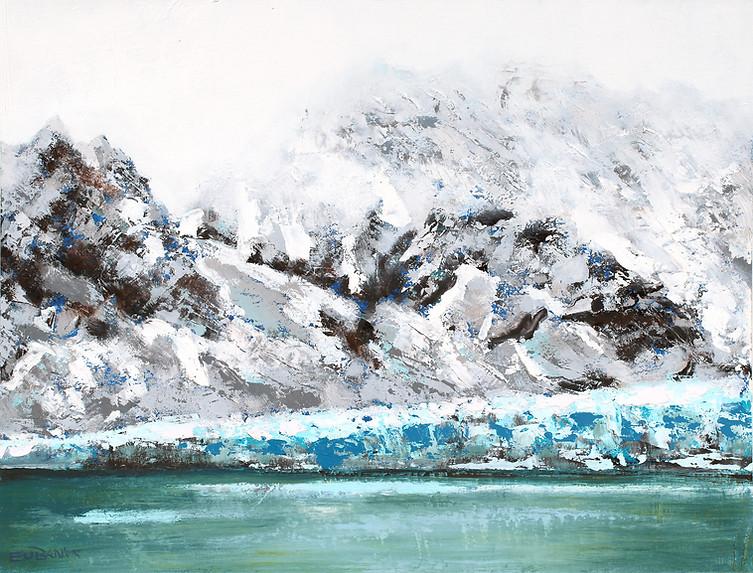 Arctic Mountains VII