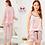 Thumbnail: Pijama Pink 7 piezas