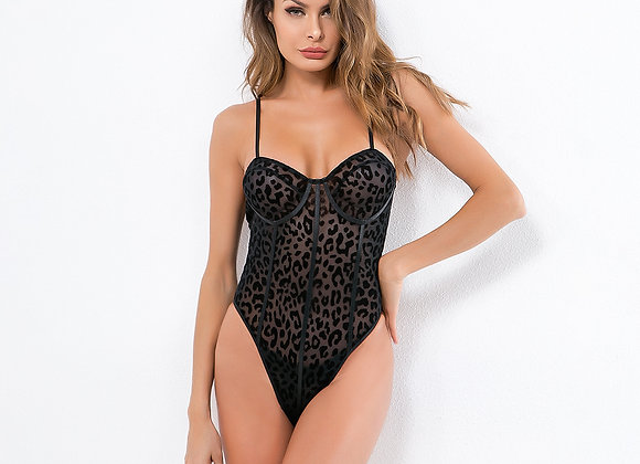 Baby doll Leopard