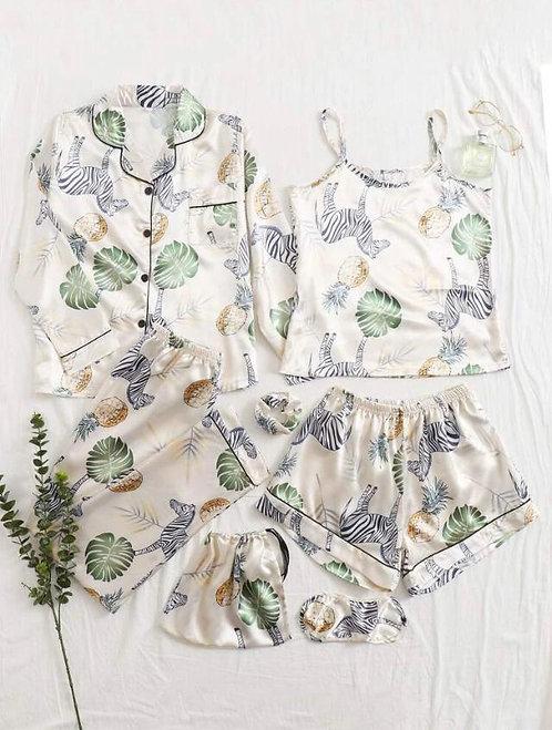 Pijama Safari 7 piezas