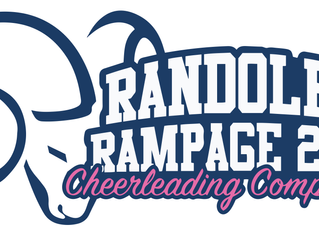 Randolph High School Hosts 3rd Annual Rampage Cheerleading Competition