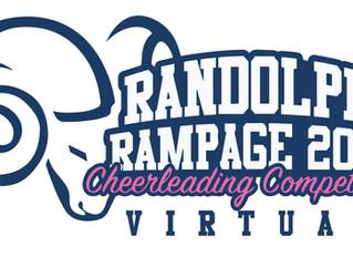 We're Going Virtual - Randolph Rampage 2021