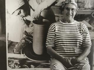 Celebrating the Life of Betty Woodman