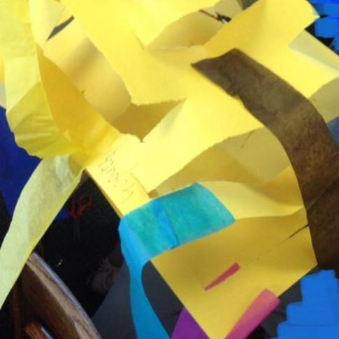 2-Day Art Camp: Calder Color Creatures Camp