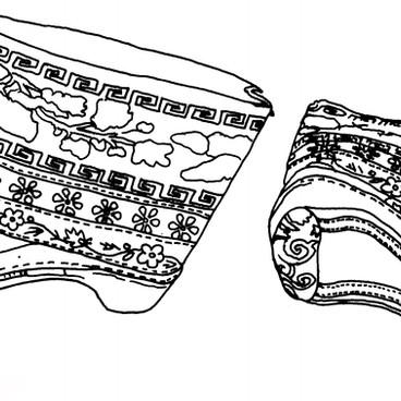 Qing Dynasty Lotus Shoes