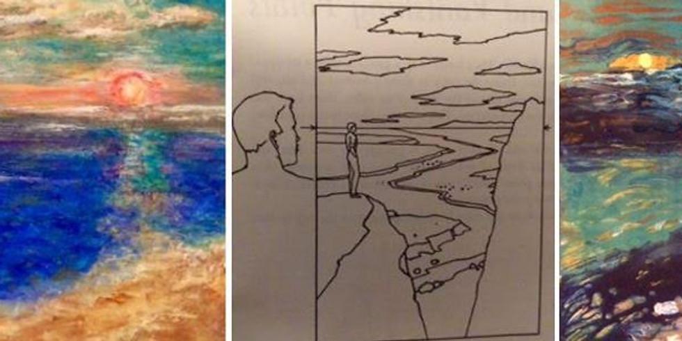 Youth Art Class (11-16 year olds): Happy Horizon