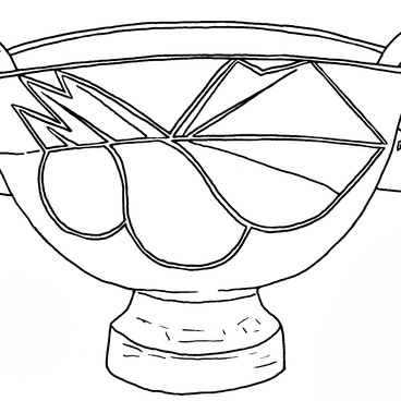 Bowl with Two Handles