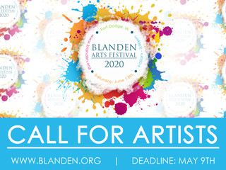 CALL FOR ARTISTS: Blanden Arts Festival 2020