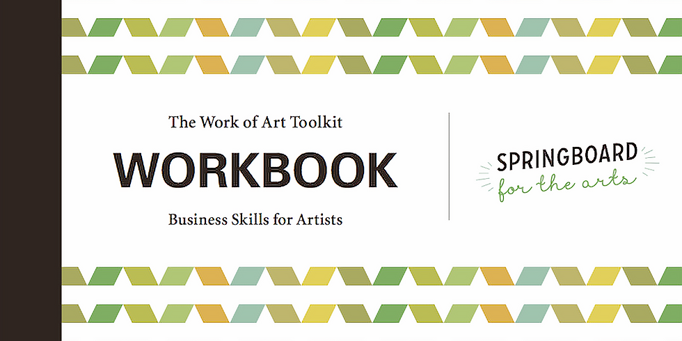 Business Skills for Artists: Marketing