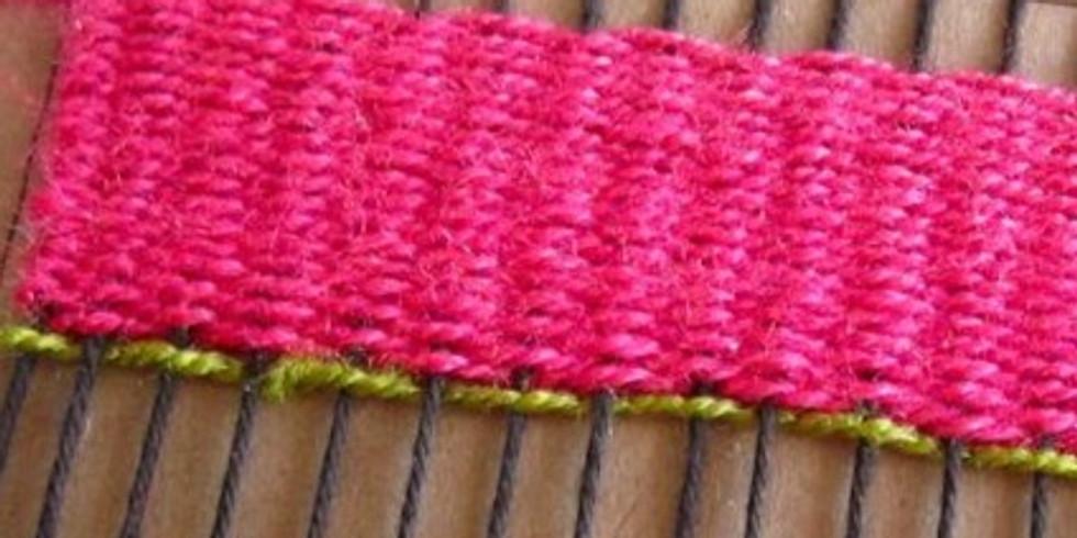 Virtual Weaving Kids Class