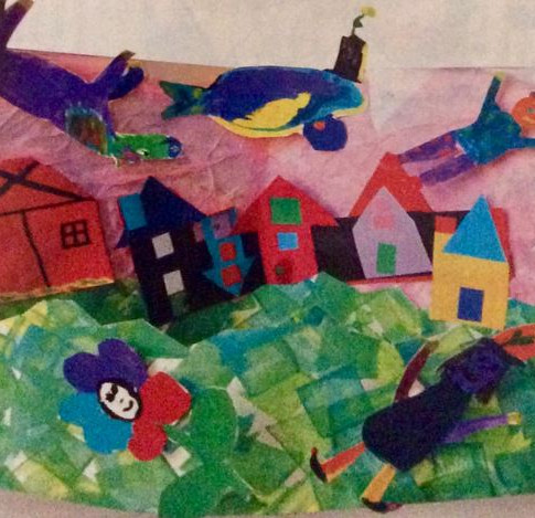2-Day Art Camp: Children's Creating Color Camp