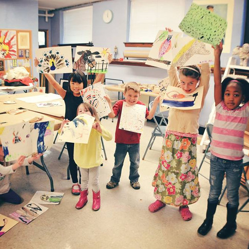 Early Out Art Class