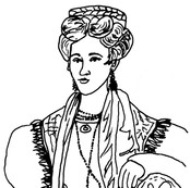 Portrait of Mary Catherine Marshall