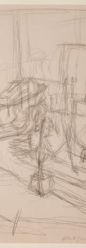 """""""Studio Interior"""" by Alberto Giacometti"""