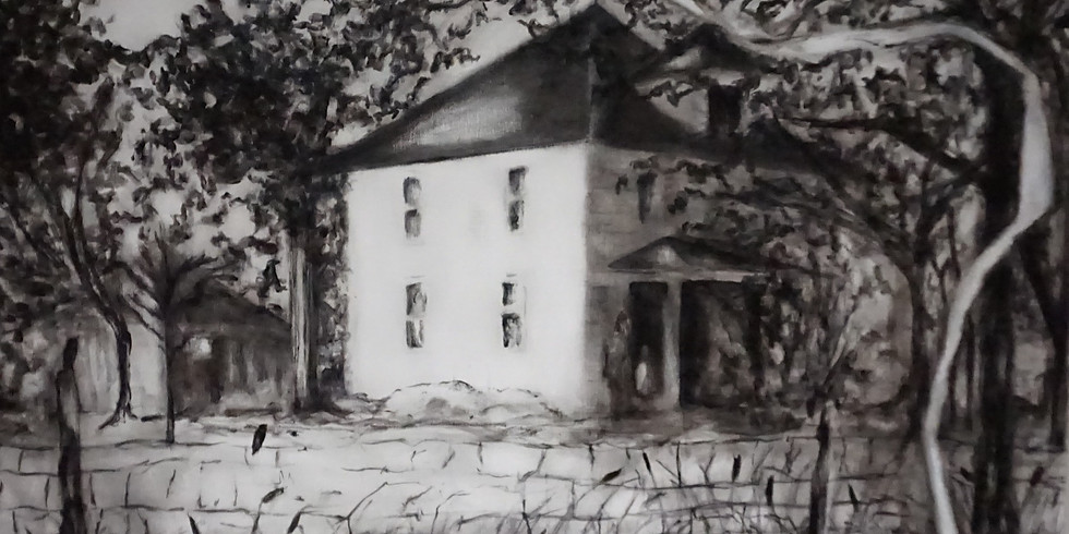 Adult Outdoor Class - Charcoal Drawing