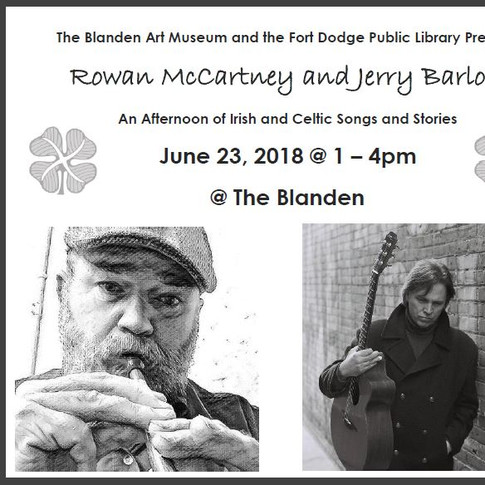 Rowan McCartney & Jerry Barlow