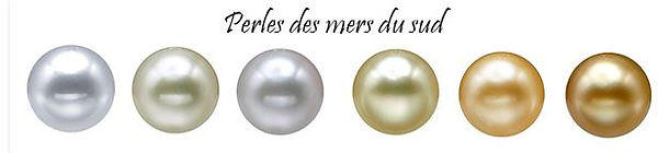 couleur des perles des mers du sud bijouterie st-arneault
