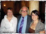 Denise St-Arneault, Gabriel Tollovsky, Valérie Marier Bijouterie St-Arneault