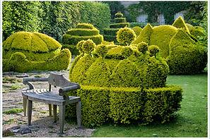 nymans rosenträdgård