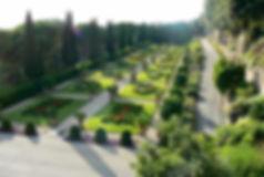 Trädgårdsresa till Italien