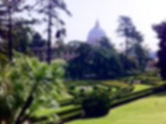 Vatikanträdgården