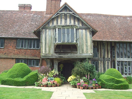 Great Dixter trädgårdsresa
