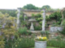 trädgårdsresa