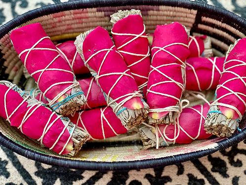 Mini Floral Smudge Bundle