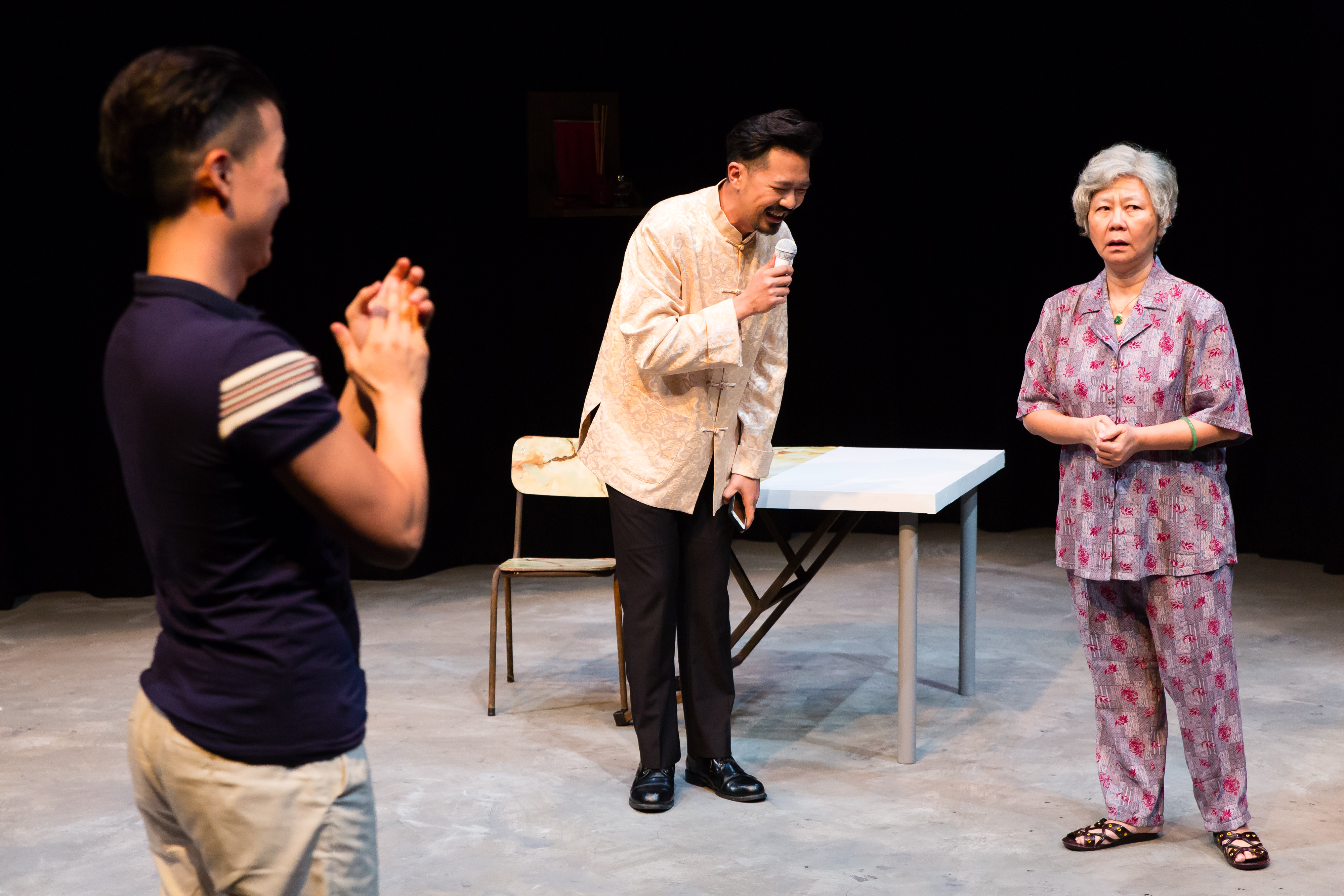STF2016 - Grandmother Tongue by W!LD RICE pic 3