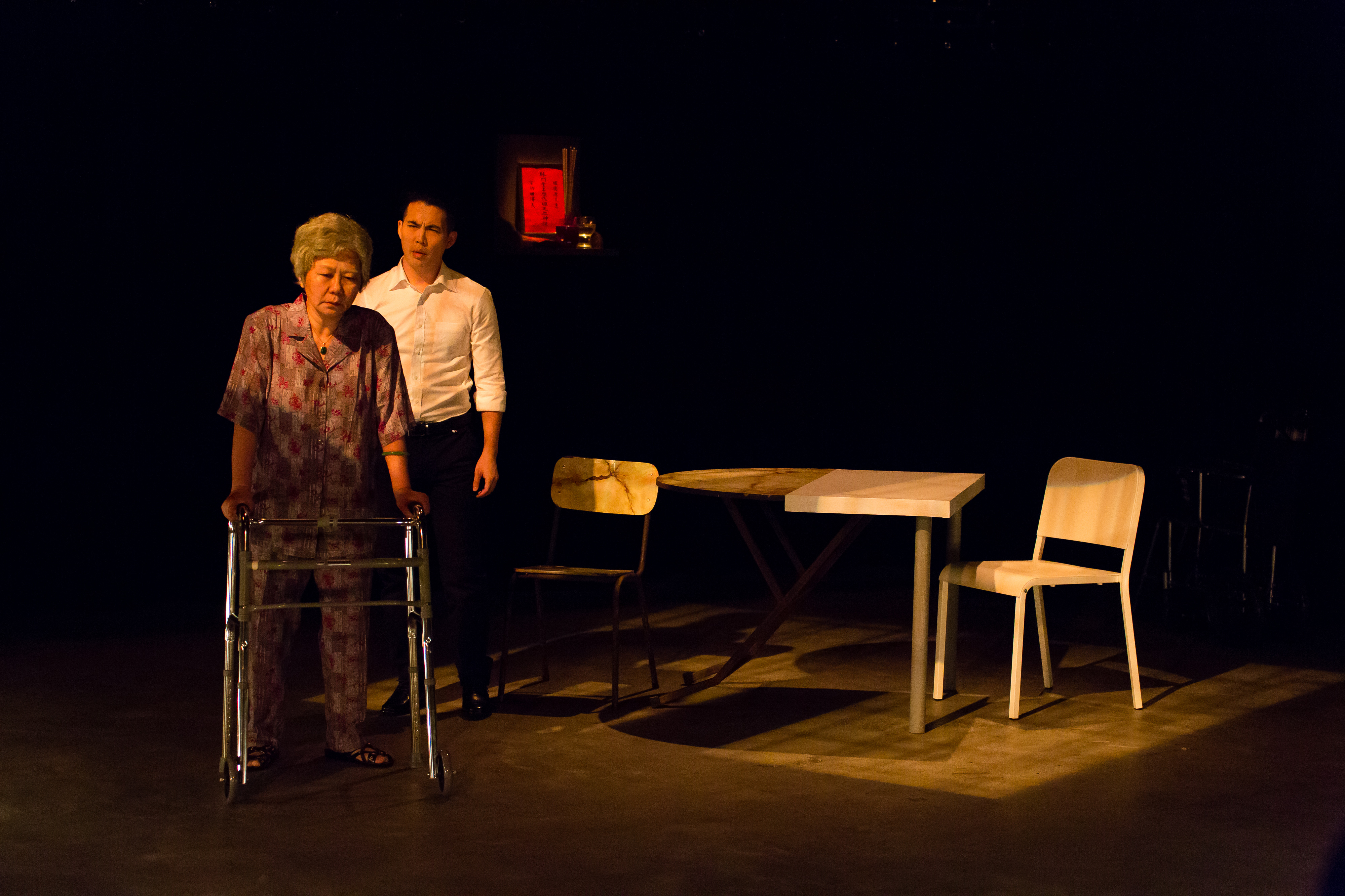 STF2016 - Grandmother Tongue by W!LD RICE pic 4