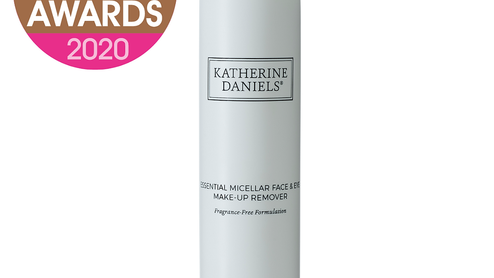 Essential Micellar Face & Eye Make-Up Remover-50 ml