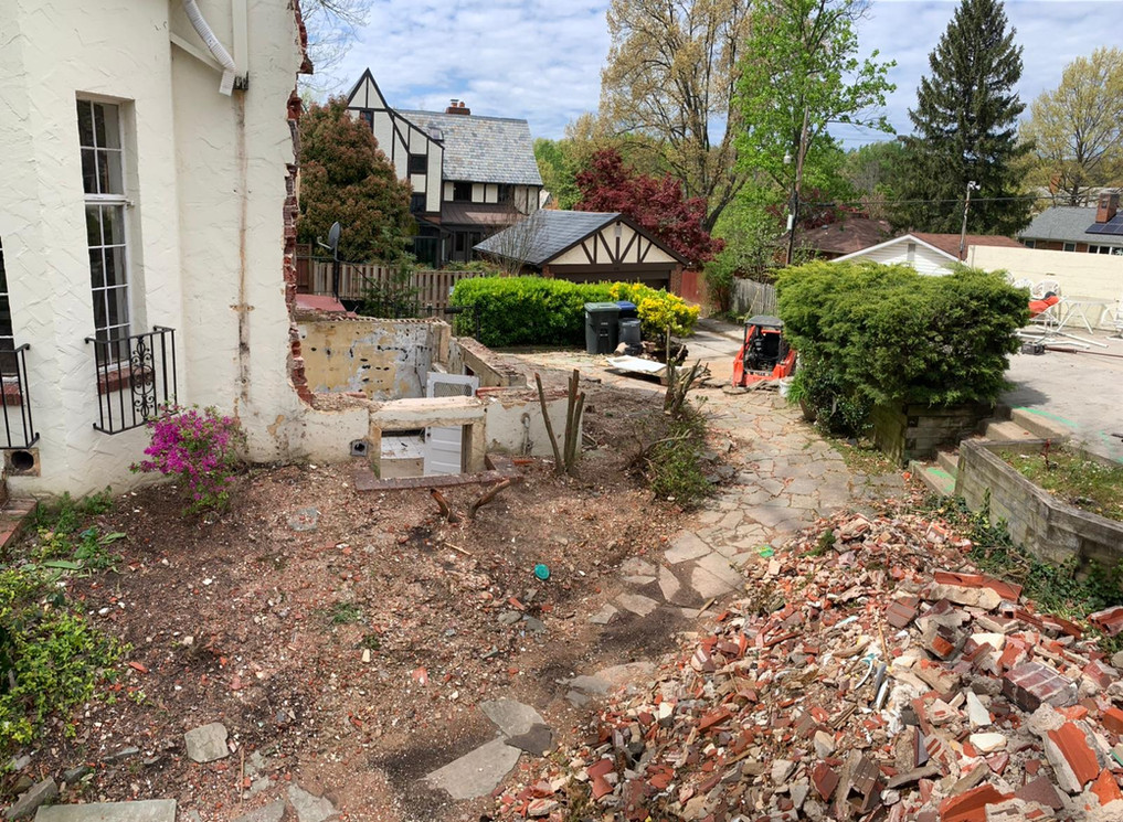 Excavation and Demolition
