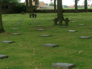 German Military Cemetery - Deutscher Soldatenfriedhof