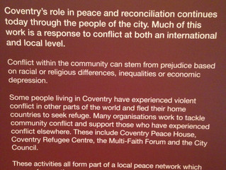 Conflict and Peace today - Konflikt und Friede heute