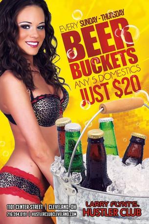 Weekly Beer Buckets