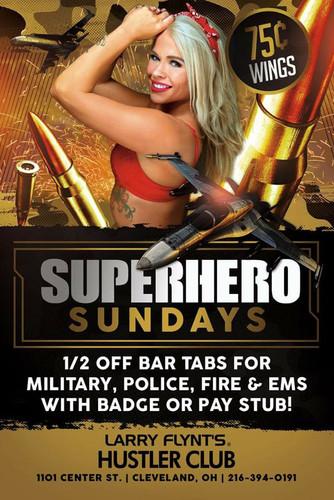 Superhero Sundays