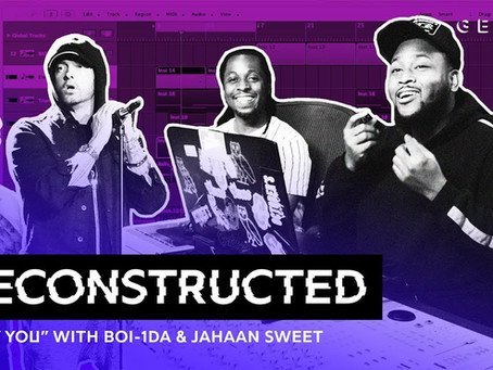 """The Making Of Eminem's """"Lucky You"""" With Boi-1da & Jahaan Sweet 