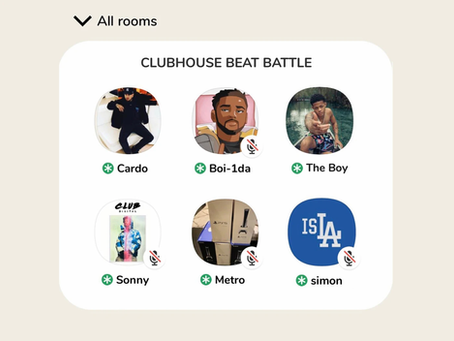 Inside the Star-Studded Beat Battle Taking Over Clubhouse