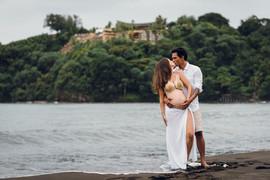 Victoria & Jeff - Une grossesse à Tahiti, Polynésie française