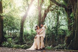 Yohana & Marius - Un mariage à Tahiti, Polynésie française