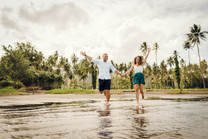 Marjorie & Mathieu - Tahiti, Polynésie française
