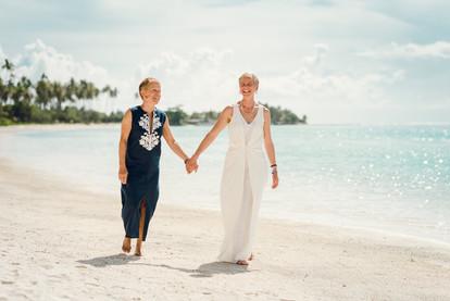 Lauri & Michelle - Moorea, French Polynesia