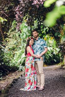 Laura & Fabio - Tahiti, Polynésie française
